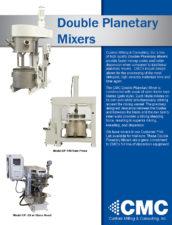 Double Planetary Mixer (Web Copy)